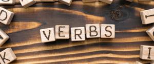 blog verbs